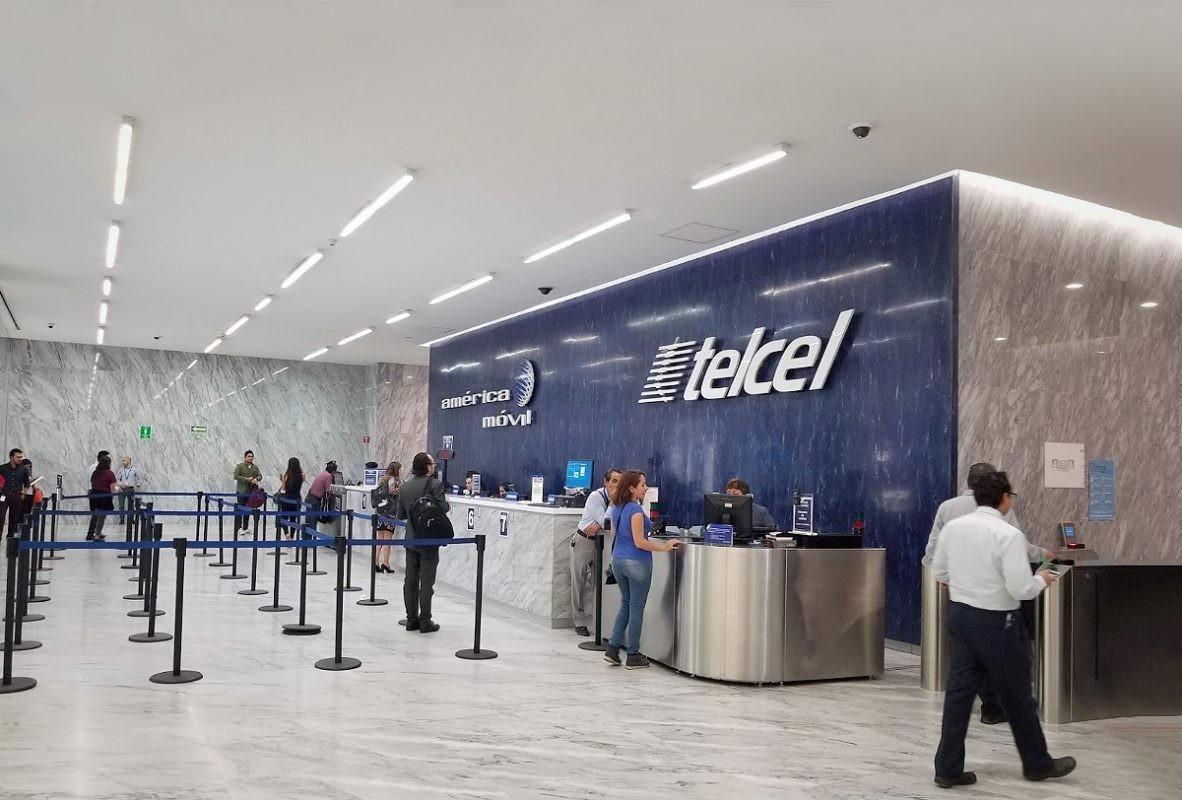 Telcel sigue a la alza en México
